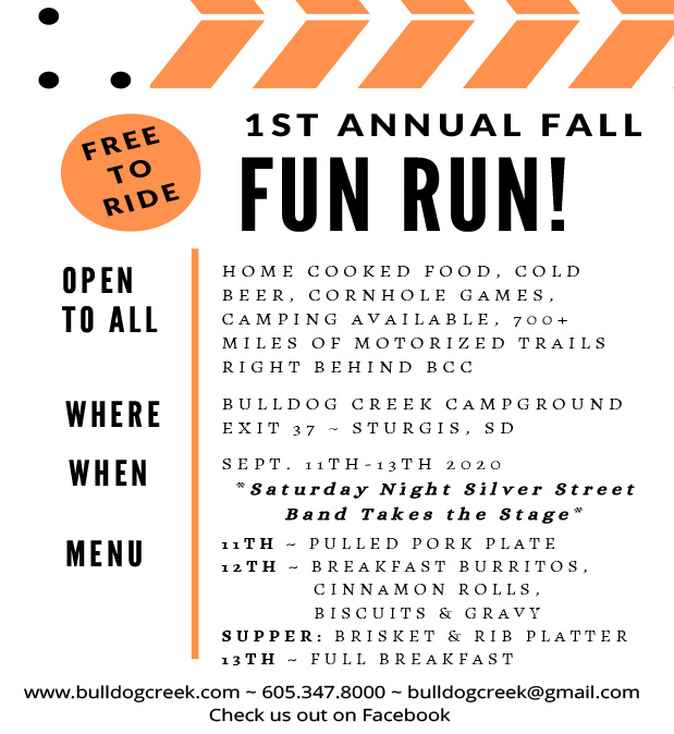 Fall Fun Run WB